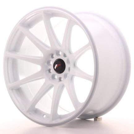 JAPAN RACING JR Wheels JR11 18x9,5 ET30 5x112/114 White 9.50x18