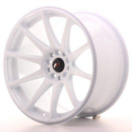 JR Wheels JR11 18×9,5 ET30 5×100/120 White