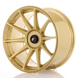 JR Wheels JR11 18×9,5 ET20-30 BLANK Gold