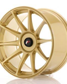 JR Wheels JR11 18×9,5 ET20-30 BLANK Gold