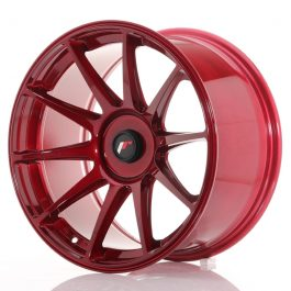 JR Wheels JR11 18×9,5 ET20-30 BLANK Platinum Red