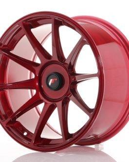 JR Wheels JR11 18×9,5 ET20-30 BLANK Platinum Red
