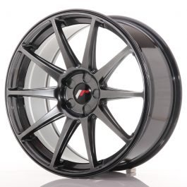 JR Wheels JR11 19×8,5 ET35-43 5H BLANK Hyper Black