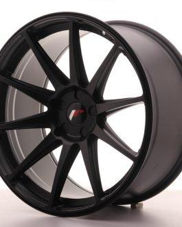 JR Wheels JR11 20×10 ET20-40 5H BLANK Matt Black