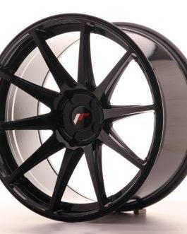JR Wheels JR11 20×10 ET20-40 5H BLANK Gloss Black