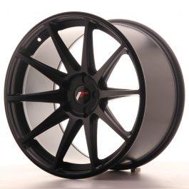 JR Wheels JR11 20×11 ET30-52 5H BLANK Matt Black