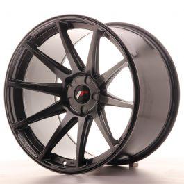 JR Wheels JR11 20×12 ET20-42 5H BLANK Hyper Black