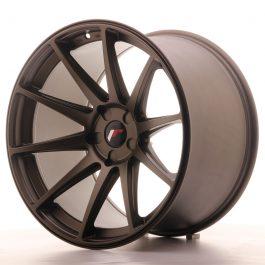 JR Wheels JR11 20×12 ET20-42 5H BLANK Matt Bronze