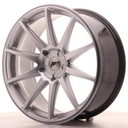 JR Wheels JR11 20×8,5 ET20-35 5H BLANK Hyper Silver