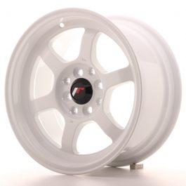 JR Wheels JR12 15×7,5 ET26 4×100/114 White