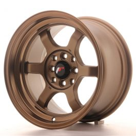 JR Wheels JR12 15×8,5 ET13 4×100/114 Dark Anodized Bronze