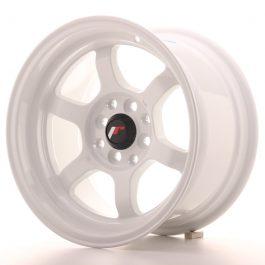 JR Wheels JR12 15×8,5 ET13 4×100/114 White