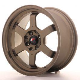 JR Wheels JR12 16×8 ET15 4×100/114 Matt Bronze