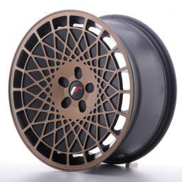 JR Wheels JR14 18×8,5 ET40-42 5H BLANK Matt Black w/Bronze Finish