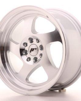 JR Wheels JR15 16×8 ET25 4×100/108 Silver Machined Face