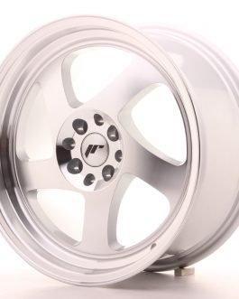 JR Wheels JR15 17×8 ET35 4×100/114 Silver Machined Face