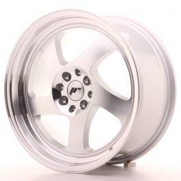 JR Wheels JR15 17×8 ET30 5×114,3/120 Silver Machined Face