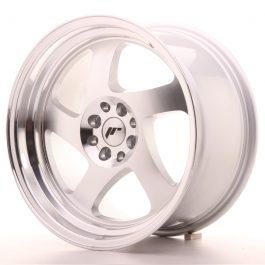 JR Wheels JR15 17×9 ET25 4×100/108 Silver Machined Face