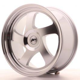 JR Wheels JR15 18×8,5 ET20-40 BLANK Silver Machined Face