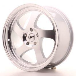 JR Wheels JR15 18×8,5 ET40 BLANK Silver Machined Face