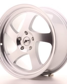 JR Wheels JR15 18×8,5 ET40 BLANK Silver Machined Face