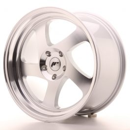 JR Wheels JR15 18×9,5 ET20-40 BLANK Silver Machined Face