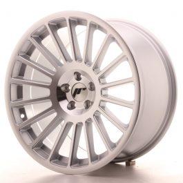 JR Wheels JR16 18×9,5 ET35 5×120 Silver Machined Face