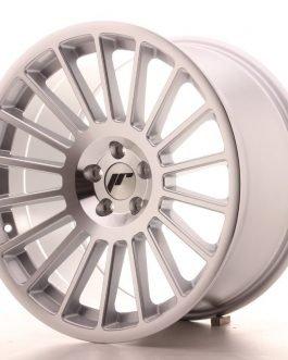 JR Wheels JR16 18×9,5 ET35 5×100 Silver Machined Face 4kpl