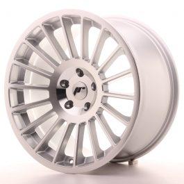 JR Wheels JR16 19×10 ET25-35 BLANK Silver Machined Face