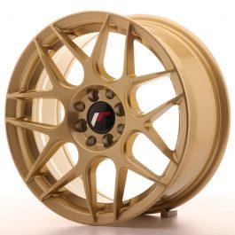 JR Wheels JR18 16×7 ET25 4×100/108 Gold