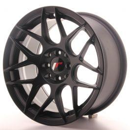 JR Wheels JR18 16×8 ET25 4×100/108 Matt Black