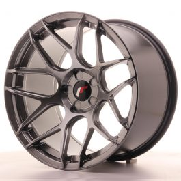 JR Wheels JR18 18×10,5 ET0-25 5H BLANK Hyper Black