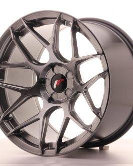 JR Wheels JR18 18×10,5 ET0-25 5H BLANK Hyper Black