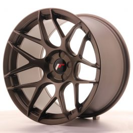 JR Wheels JR18 18×10,5 ET0-25 5H BLANK Matt Bronze