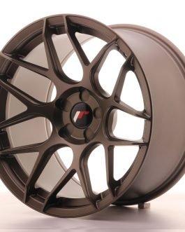 JR Wheels JR18 18×10,5 ET0-25 5H BLANK Matt Bronze