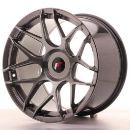 JR Wheels JR18 18×10,5 ET0-25 BLANK Hyper Black