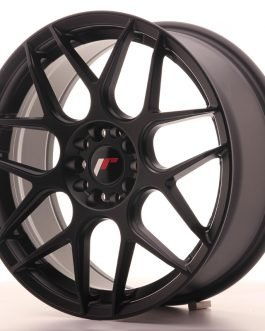 JR Wheels JR18 18×7,5 ET40 5×112/114 Matt Black