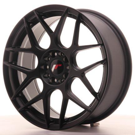JAPAN RACING JR Wheels JR18 18x7,5 ET40 5x112/114 Matt Black 7.50x18