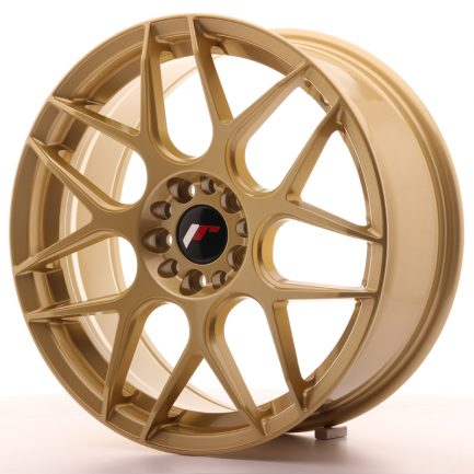 JAPAN RACING JR Wheels JR18 18x7,5 ET40 5x112/114 Gold 7.50x18