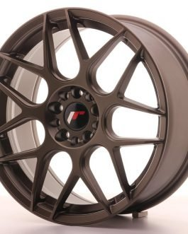 JR Wheels JR18 18×7,5 ET40 5×112/114 Matt Bronze