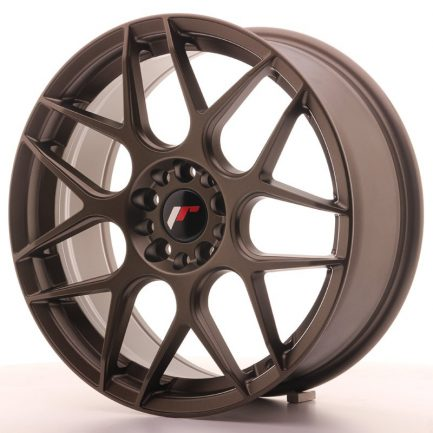 JAPAN RACING JR Wheels JR18 18x7,5 ET40 5x112/114 Matt Bronze 7.50x18