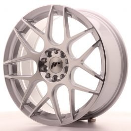 JR Wheels JR18 18×7,5 ET40 5×112/114 Silver Machined Face