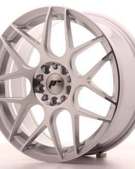 JR Wheels JR18 18×7,5 ET40 5×112/114 Silver Machined Face