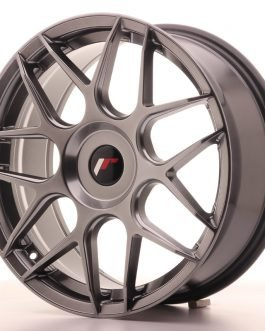 JR Wheels JR18 18×7,5 ET25-40 BLANK Hyper Black