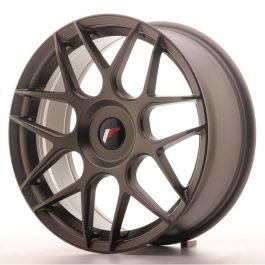 JR Wheels JR18 18×7,5 ET25-40 BLANK Matt Bronze