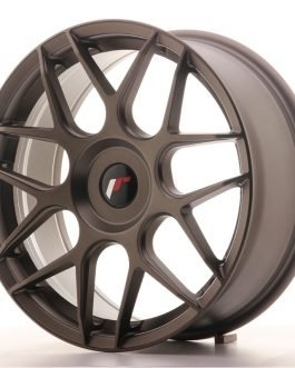JR Wheels JR18 18×7,5 ET25-40 BLANK Matt Bronze