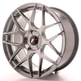 JR Wheels JR18 18×8,5 ET45 5H BLANK Hyper Black