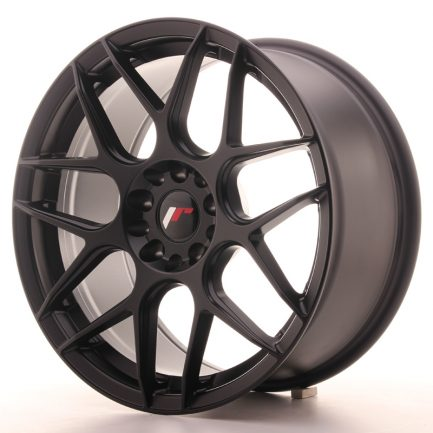JAPAN RACING JR Wheels JR18 18x8,5 ET40 5x112/114 Matt Black 8.50x18