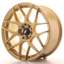 JR Wheels JR18 18×8,5 ET40 5×112/114 Gold