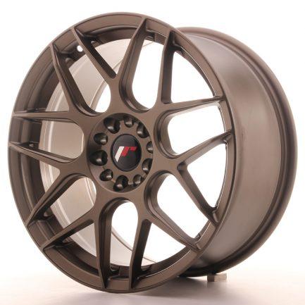 JAPAN RACING JR Wheels JR18 18x8,5 ET40 5x112/114 Matt Bronze 8.50x18